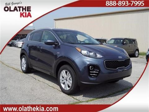 New 2019 Kia Sportage LX All-wheel Drive